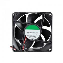 Ventola assiale 12 VDC 1,1W - per Ventilazione forzata