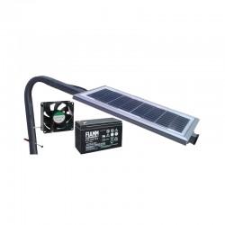 Sistema di Ventilazione - Aerazione solare H24