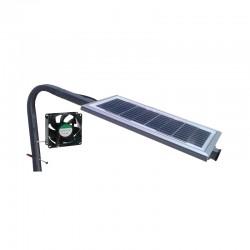 Sistema di Ventilazione - Aerazione solare diurno