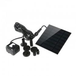 Micro Pompa solare per stagni e fontanelle