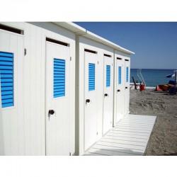 Kit solare illuminazione cabina e ricarica cellulari