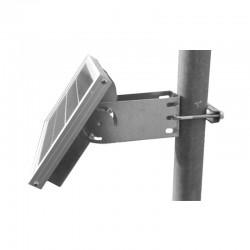 Supporto fissaggio da palo per pannelli fotovoltaici 5-10W