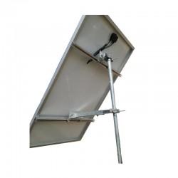 Supporto di fissaggio testa palo pannelli solari 280W - 330W - 350W