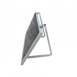 Cavalletti 45° per pannello solare per tetto piano