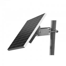 Supporto fissaggio testa palo per moduli fotovoltaici 20-40W