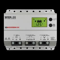 Regolatore di carica WRM20 20A MPPT 12-24V batterie Litio