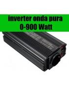 Inverter Onda pura 0-900W - Ipersolar