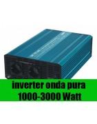 Inverter onda pura 1000-3000W - Ipersolar