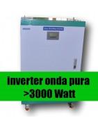 Inverter onda pura maggiore di 3000W - Ipersolar